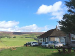 Scottish B&B at Balintore