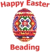 Happy Easter Beading