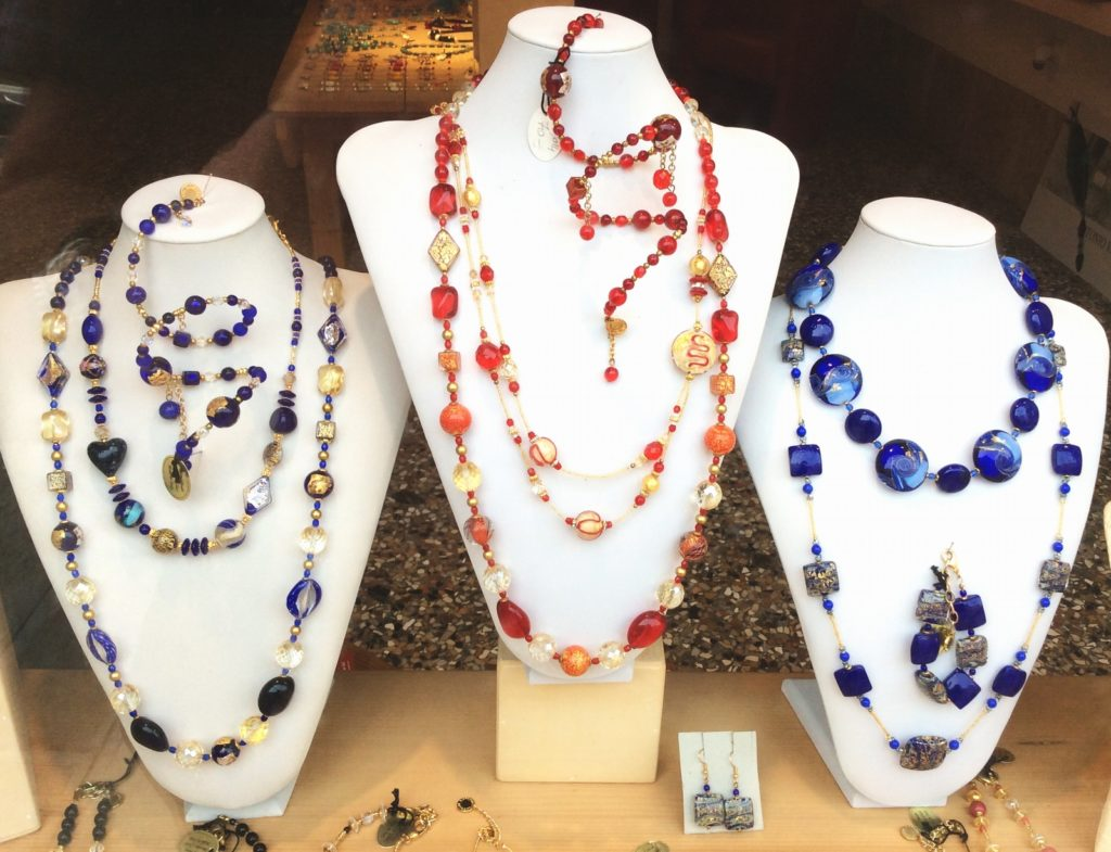 Murano Necklaces
