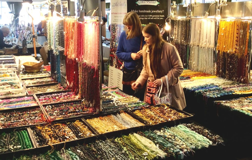 Cheltenham Gem n Bead Fair 2019