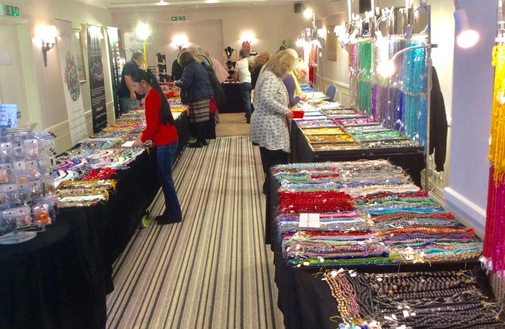 Norwich Bead Fair March 2019