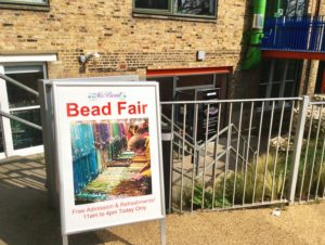 Kilburn Bead Fair  April 2019