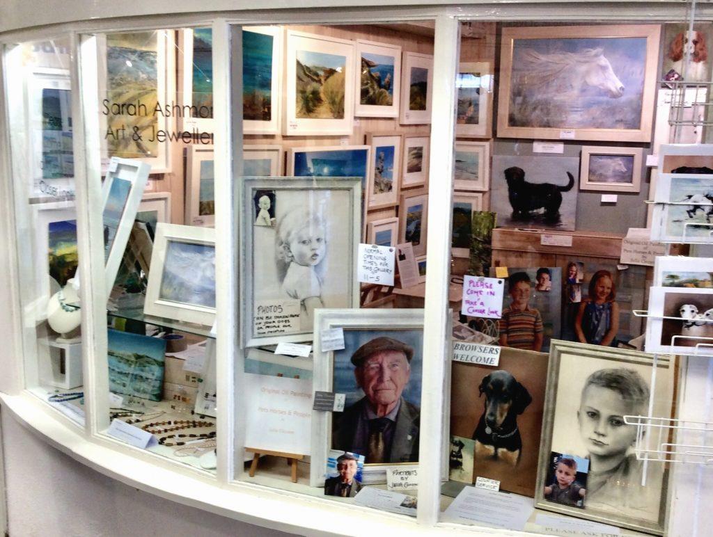 Sarah Ashmore Shop