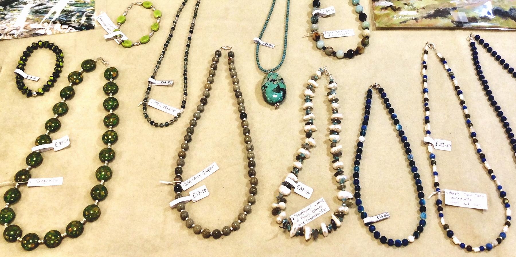 Sarah Ashmore Jewellery