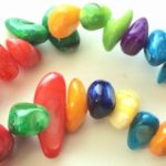 colourful beads for 2020