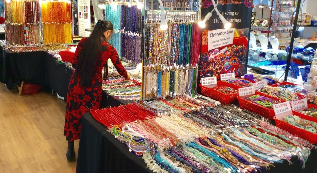 Kempton Park Gen n Bead Fair Feb 2020