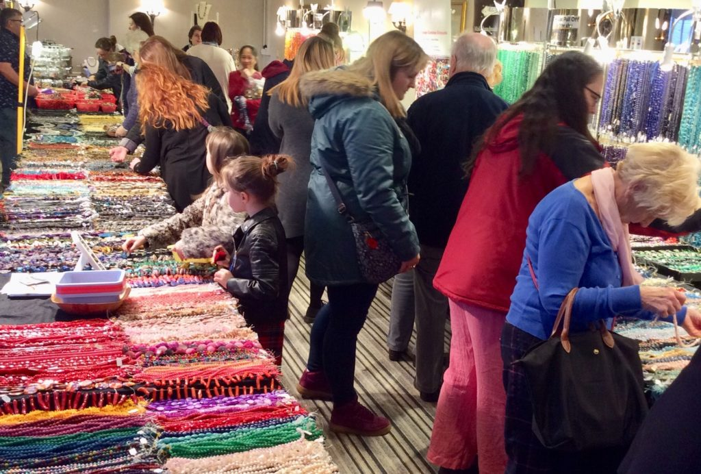 Norwich Bead Fair March 2020