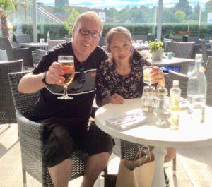 Mr & Mrs Bead in Norwich