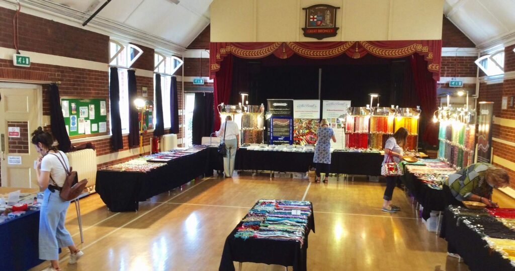 Essex MrBead Bead Fair 2020