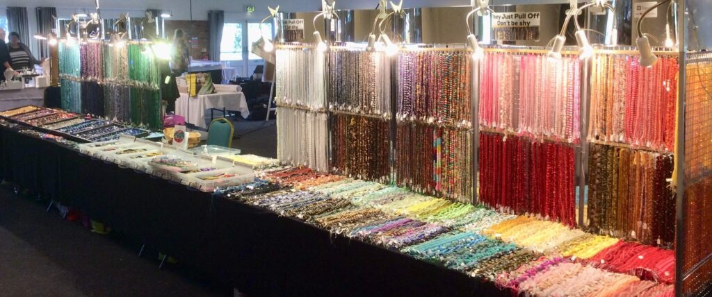 Newark Gem n Bead Fair 2020