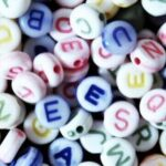 Acrylic Plastic Beads