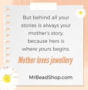 Mothers Day Beads