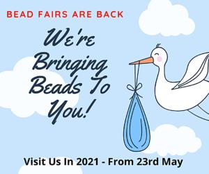 Bead Fairs Are Back