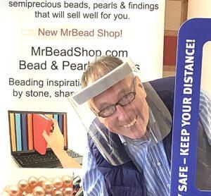 MrBead at Probus Bead Fair